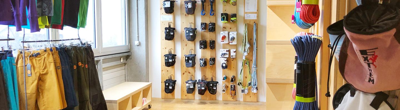 Kletterzentrum Extrem Shop