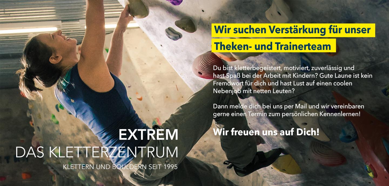 Extrem – Das Kletterzentrum